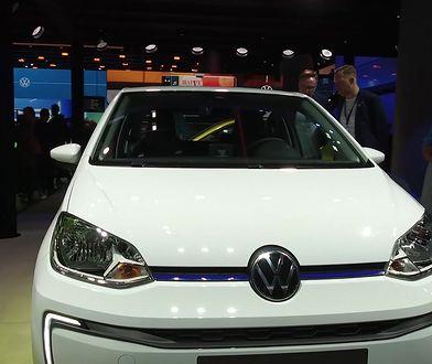 Frankfurt 2019: Volkswagen e-up! To tani sposób na elektromobilność