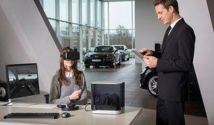 Sprzedaż Audi wspomogą... okulary