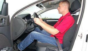 90 proc. polskich kierowców zapina pasy bezpieczeństwa