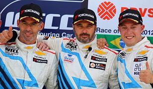 Potrójne i podwójne zwycięstwo dla Chevroleta w Brazylii