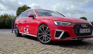 Pierwsza jazda Audi A4 po liftingu: zmiany nie tylko pod maską