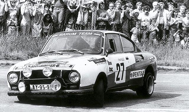Czterdzieści lat minęło: Rajd Škoda świętuje!