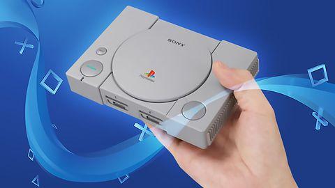PlayStation Classic bez możliwości pobierania dodatkowych gier i PSN