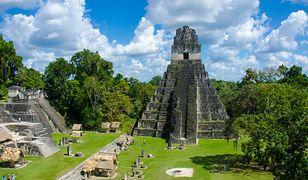 Człowiek nie od dzisiaj jest szkodnikiem Ziemi. Zaczęło się od Majów.