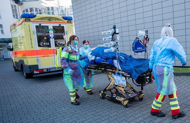 Koronawirus. Niemcy biją na alarm. RKI: rekordowa liczba zgonów