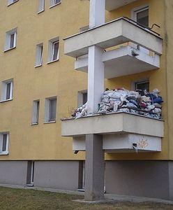 """Zbierał w mieszkaniu śmieci od 20 lat. """"Konieczna jest deratyzacja, dezynfekcja i odrobaczanie"""""""