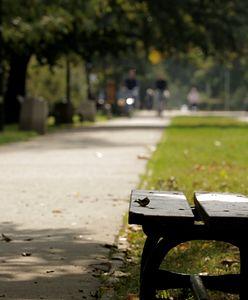 Park Praski – Warszawa. Park przejdzie gruntowną modernizację. Stanie fontanna za 400 tys. zł, będzie modernizacja alejek oraz wymiana ławek