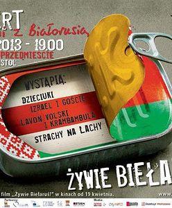 Za darmo: Solidarni z Białorusią