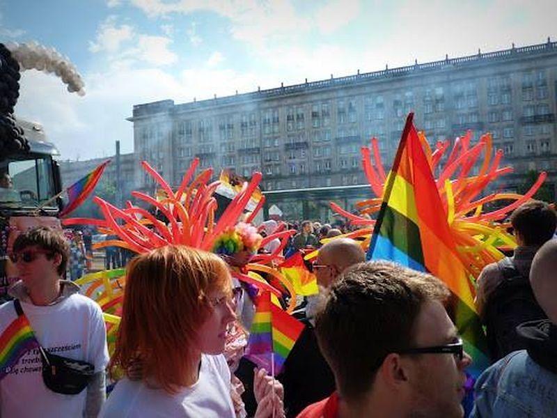 Ambasady wspierają Paradę Równości