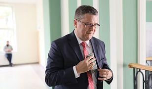 Zielonogórska adwokatura wycofała zaproszenie dla członka KRS, sędziego Jarosława Dudzicza