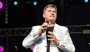 Lider zespołu Bayer Full Sławomir Świerzyński zagra na imprezie PiS.
