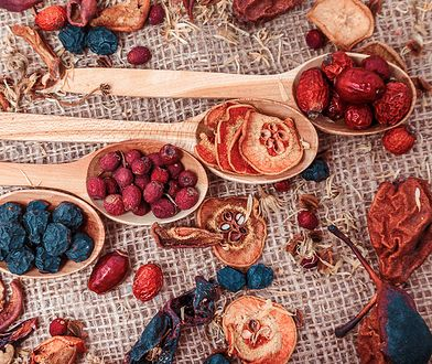 Suszenie jest jednym z najstarszych sposobów konserwowania owoców