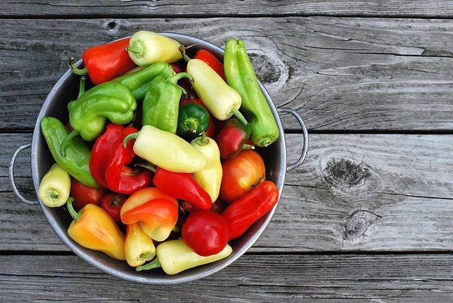 Lista potraw, które można przygotować z papryką jest długa