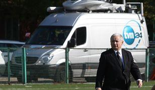 """Amerykańskie media ostro zaatakowały Kaczyńskiego za """"dążenie do zamknięcia TVN24"""""""