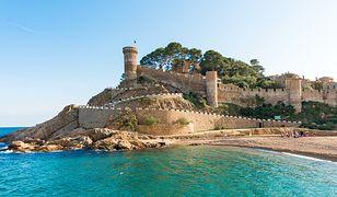Tossa de Mar to jeden z najsłynniejszych kurortów na wybrzeżu Costa Brava