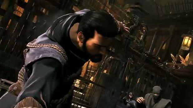 Zwiastun dodatku do Arkham Origins zdradza największą tajemnicę Batmana