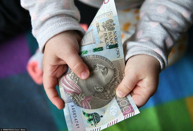 W budżecie na 2021 rok przeznaczono 41 mld złotych na wypłaty 500+.