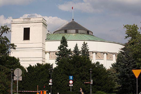Marek Opioła: zabezpieczenia strony Sejmu są dziurawe jak ser szwajcarski