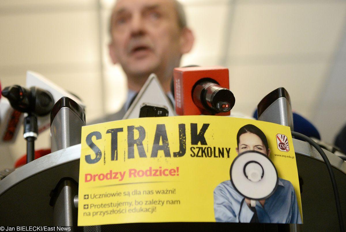 Strajk nauczycieli. Piątek ostatniej szansy, czwarty dzień negocjacji
