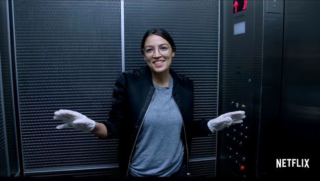 """Alexandria Ocasio-Cortez w dokumencie """"Podbić kongres"""""""