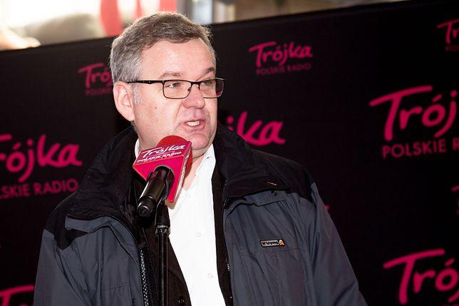"""Artur Andrus wybrał pracę w """"Szkle kontaktowym"""" w TVN24"""