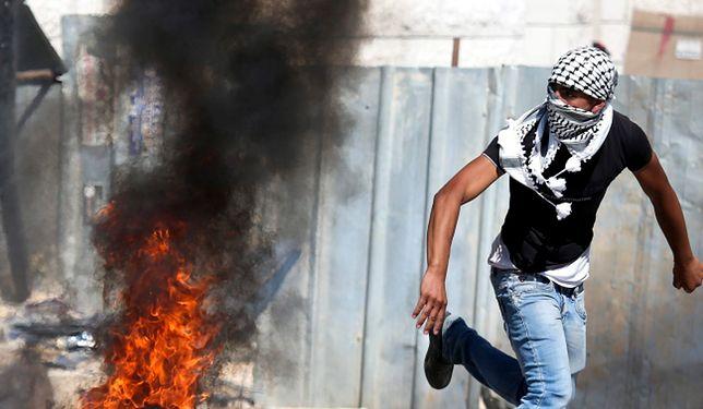 Izrael odpowiada ogniem. Palestyńczyk postrzelony w Strefie Gazy