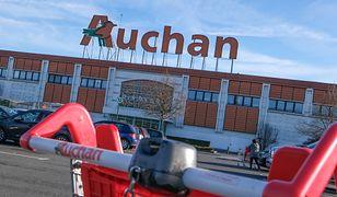 Auchan zamyka dwie nierentowne placówki
