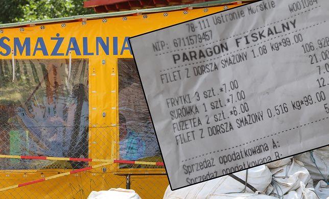 Cena ryb nad morzem. Uwaga na nowy haczyk