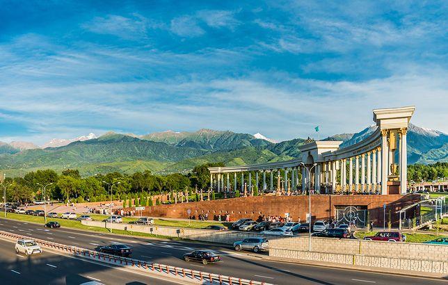 Atrakcje Kazachstanu