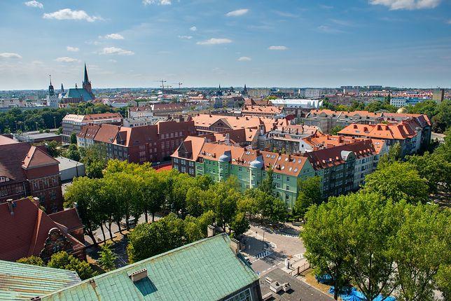 Szczecin jest stolicą i największym miastem woj. zachodniopomorskiego (zdjęcie poglądowe)