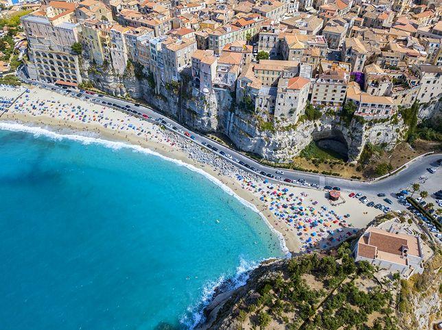 Miasteczko Tropea to jeden z punktów obowiązkowych podczas wizyty w tym regionie Włoch
