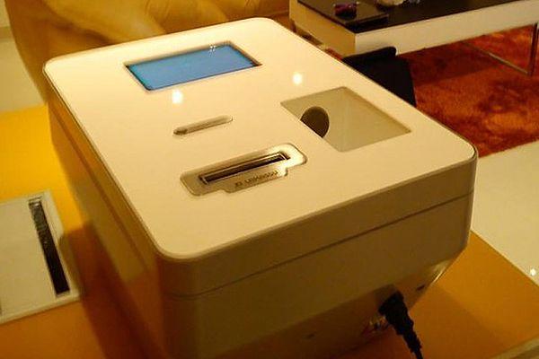 W Warszawie działa już pierwszy w Polsce bankomat Bitcoin