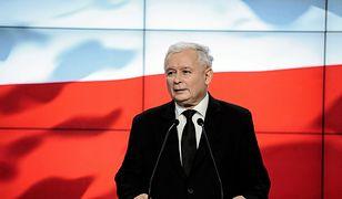 """Jarosław Kaczyński wskazał następcę? """"On jest numerem dwa, resztę na razie pogoniono"""""""