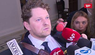 Marek Opioła w Sejmie: sprawę prezesa NIK wyjaśniają organy ścigania