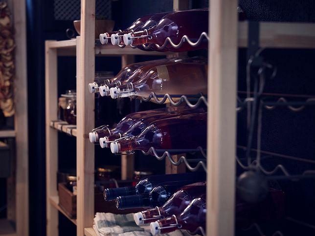 5 pomysłów: jak przechowywać wino w domu?