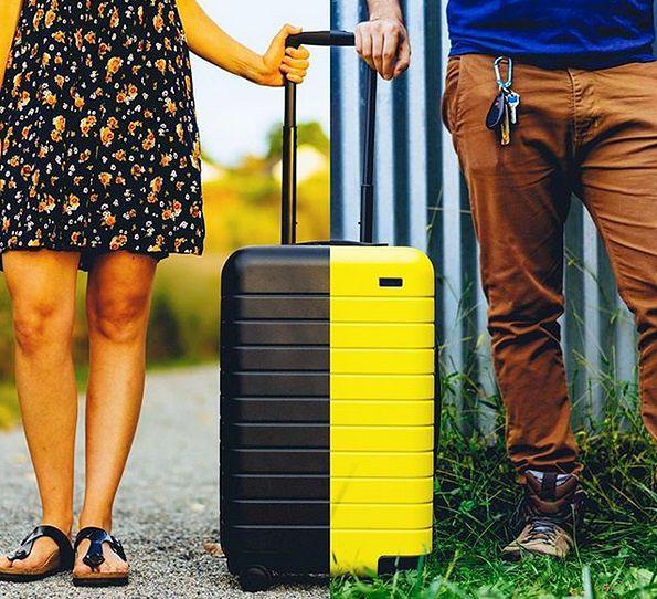 Podróżowanie w związku na odległość jest możliwe. Tej parze się to udało