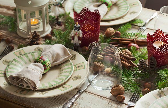 Świąteczny stół to nie tylko nakrycie i potrawy