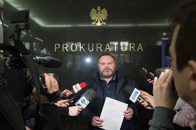 Maciej Grubski zrezygnował z członkostwa w PO. Wydał oświadczenie