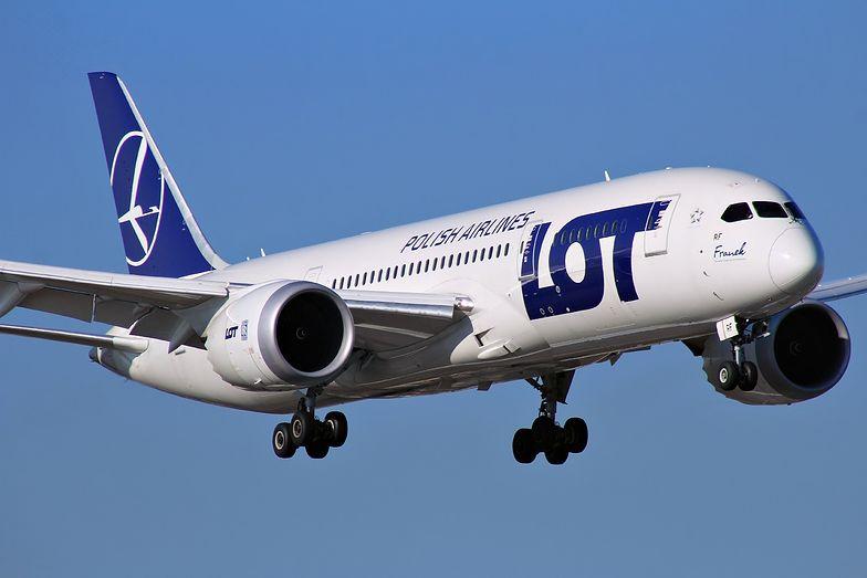Polski samolot zatrzymany przez Rosjan. Z pokładu wyprowadzonego opozycjonistę