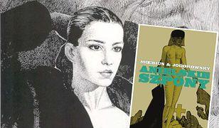 """""""Anielskie szpony"""", scen. Alejandro Jodorowsky, rys. Moebius"""