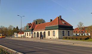 Warszawa. Do rejestru zabytków wpisano dawną stację Kolei Wilanowskiej