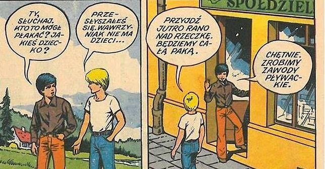 Za darmo: 1. Giełda komiksów na Grochowie