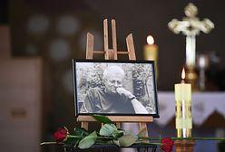 Pogrzeb Janusza Szubera. Pochowano go 9 miesięcy po śmierci