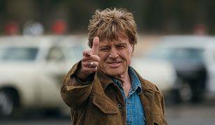 """Robert Redford w filmie """"Gentleman z rewolwerem"""" zagrał swoją ostatnią rolę"""