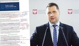 """""""Wzorcowa polszczyzna"""" Ministerstwa Nauki i Edukacji. Zrobił im korektę"""