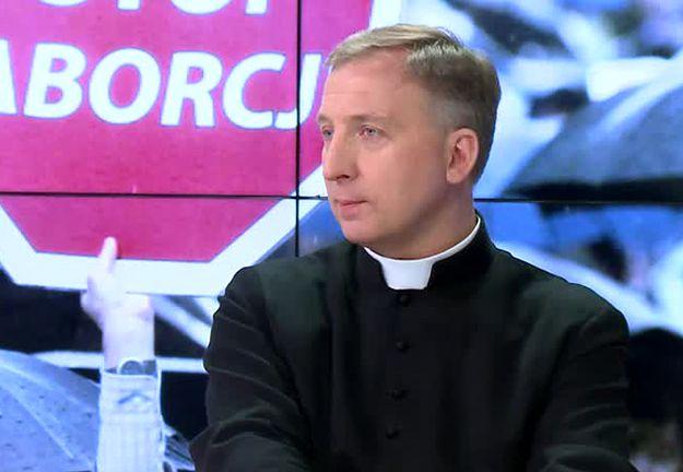 Franciszek Longchamp de Berier: Kościół nie decyduje o prawie w Polsce