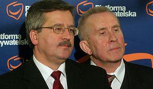 IPN umorzył śledztwo ws. skazania B. Komorowskiego i A. Czumy w 1980 r.