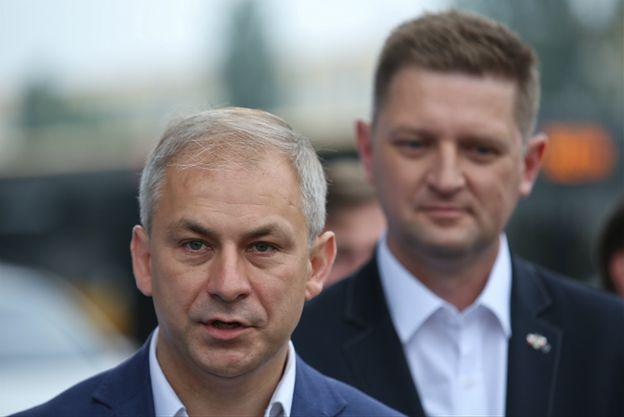 Andrzej Rozenek: to ma być partia transparentna, czysta dla wyborców nieprawicowych