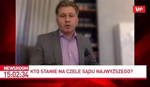 """Prof. Marcin Matczak o wyborze I prezesa SN. """"Skandal prawny"""""""