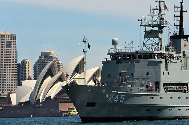 Australia zbroi się na potęgę. Kto zgranie lukratywny kontrakt?